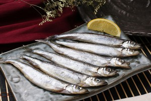 One of Hottest for Frozen Salted Pollock Fillets - Capelin – Good Sea
