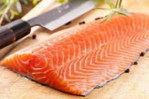 fillets Salmon Atlantic